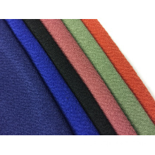Polyester Spandex Solid Textile