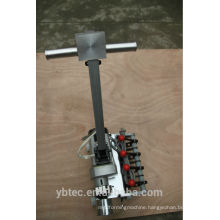 Steel Iron Steel roof panel seamer device
