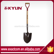 Small Square Point Garden Shovel