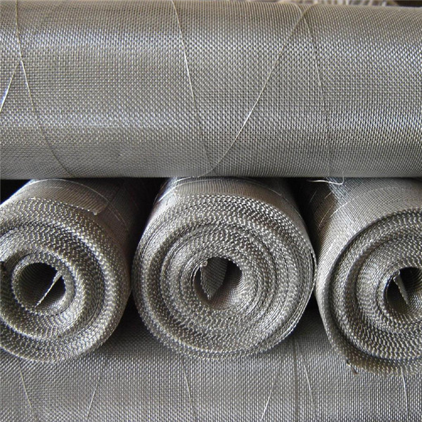 paper tube packing stainless steel wire mesh
