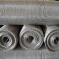 Emballage de tubes en papier maille en acier inoxydable