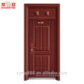 Design single opening steel security doors