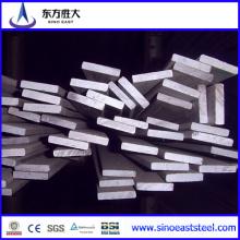 Barra plana de acero laminado en caliente de bajo precio / Fabricante en China
