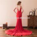 2017 Primavera new design vestido vermelho para as mulheres venda quente Bordado gola redonda sem mangas mulheres casuais one piece dress