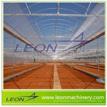 LEON series high quaity greenhouse/ sun room/ film greenhouse