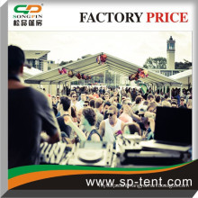25X50 dust proof outdoor professional large tents manufacturer in guangzhou for wedding and events party
