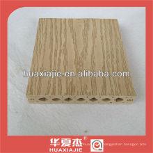 Wpc terrasse terrasse extérieure en Chine