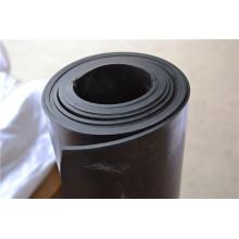 Rolo de borracha resistente da folha do butadieno do nitrilo da gasolina de Hebei para o processamento mineral