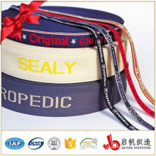 Jacquard underwear waistband nylon elastic webbing tape