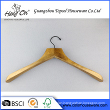 Simple Style good quality Luxury Wooden Clothes Hanger