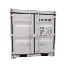 5 футов 6 футов 7 футов 8 футов 9 футов устанавливают стальные мини-контейнер