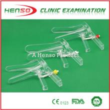 HENSO Medical Espéculo vaginal estéril de plástico estéril