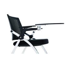 HOT Conference pas de roues pas cher noir chaises de salle d'attente