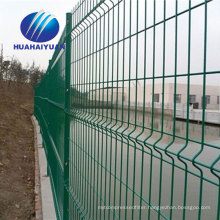 welded wire mesh fence export to France welded mesh fence PV power station safety fence
