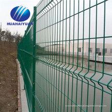 exportação soldada da cerca da rede de arame à cerca de malha soldada France cerca de segurança da estação da energia fotovoltaica de PV