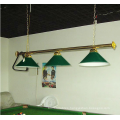 Wholesale high quality snooker/pool/billiard table light with best selling