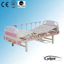 Two Cranks Mechanical Hospital Medical Bed (B-5)