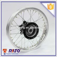 Roue de moto en alliage d'aluminium à haute qualité et haute qualité fabriquée en Chine
