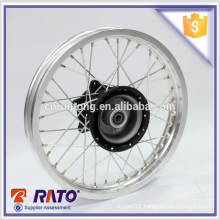 High quality hot sale aluminum alloy motorcycle wheel made in China