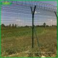 Хорошее качество Новый дизайн дешевых металлических ограждений для дома / парка / промышленной зоны / Двор, забор безопасности в аэропортах