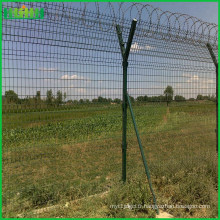 PVC Coated Airport Perimeter Fence Of Factory Price
