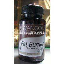 Fórmulas de controle de peso Swanson queimador de gordura suplemento dietético