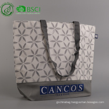 Custom reusable laminated pp nonwoven shopping bag