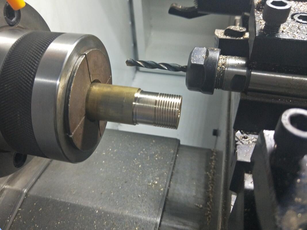 cnc metal turning lathe