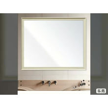 Hot selling white dressing mirror bathroom mirror with frames