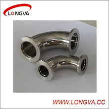 Wenzhou Stainless Steel Vacuum Clamped Elbow