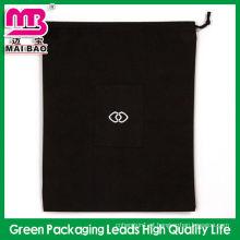 Venda quente embalagem promocional não tecido saco de cordão