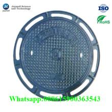China Fundición de hierro fundido piezas de fundición de metal cubierta con marco