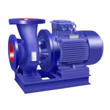Pompe centrifuge à conduite d'eau horizontale ISWR