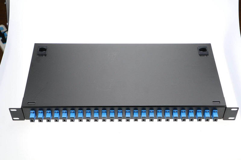 24 Ports Patch Panel