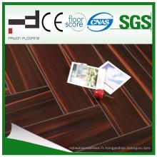 Pridon Herringbone Series Rz008 Plus Revêtement de sol stratifié à texture