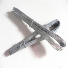 fil de type u recuit / plastique enduit type u fil / galvaniser u type de fil