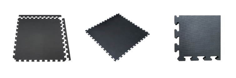 Melors High Density EVA Gymnasium Exercise Mat