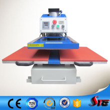 High Quality CE Certificate Pneumatic Double Station Heat Transfer Machine