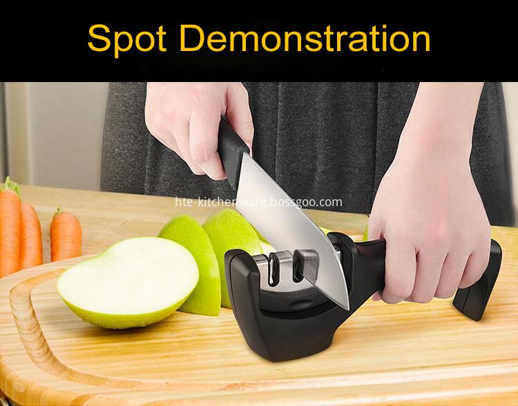 kitchenware knife sharpener