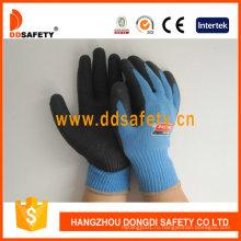 10 Датчик Трикотажные Латекс Покрытием Перчатки Безопасности Dkl325