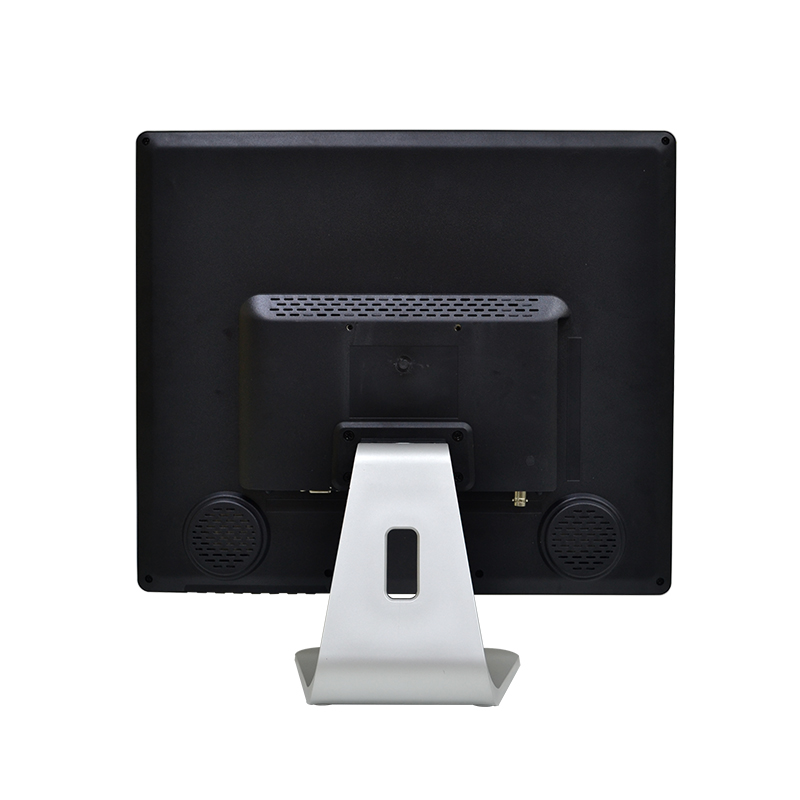17 inch lcd monitor with metal stand back