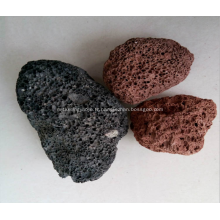 Usine de pierre de volcan de basalte de jardinage Vente directe