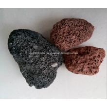 Gardening  Basalt Volcano Stone Factory Direct-selling