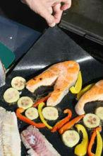 Non Stick BBQ Rigid Cooking Sheets