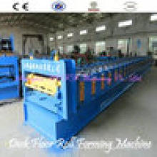 Automatic Deck Floor Roll Forming Machine (AF-D915)