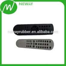 Botões de borracha de silicone condutores personalizados duráveis com alta qualidade