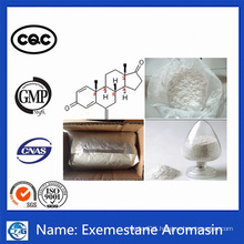 High Quality Raw Materials Antiestroge Steroids Exemestane Aromasin
