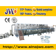 Full Servo Adult Diaper Machine (JWC-LKC-SV)