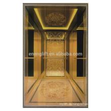 China Lieferanten Luxus Passagier Aufzug