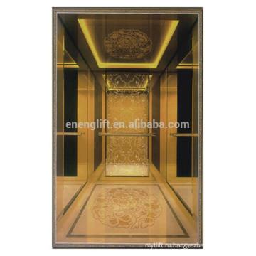 Роскошный пассажирский лифт на рынке Китая с vvvf